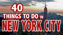 40 Top Things to Do in New York City - New York City Attractions