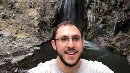 Waterfalls Near Lake Natron on Safari in Tanzania - Vlog 9