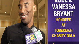 Kobe And Vanessa Bryant Honored At Toberman Charity Gala