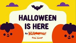 Halloween is Here Song for Children - Halloween Song for Kids