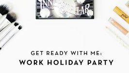 Get Ready with Me - Work Holiday Party