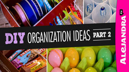 DIY Organization Ideas (Part 2)