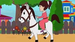 Ride A Cock Horse To Banburry Cross