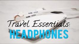 Travel Essentials No. 7 - Sudio Headphones   GIVEAWAY