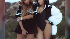 Nicki Minaj is Feeling Myself with Beyonce