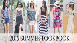 6 Ways to Style Summer Lookbook