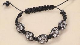How To Make A Shamballa Style Bracelet