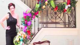 Interior Design Christmas Decorations Home Tour