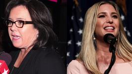 Rosie O'Donnell Tweets Ivanka Trump After NYC Meeting