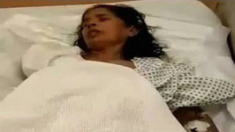 Indian Woman's Arm Cut Off By Saudi Employer