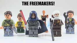 LEGO Star Wars The Freemaker Adventures Minifigures - Full Collection -2016