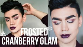 Frosted Cranberry Winter Glam