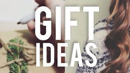 Last Minute Gift Ideas and How I Wrap my Presents