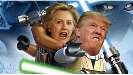 Donald Trump vs. Hillary Clinton -- 2016 Election Breakdown