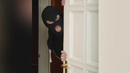 Burglar breaks into house, falls asleep on couch