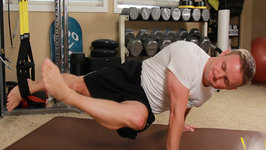 TRX Core Exercise