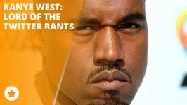 Kanye West goes off on another infamous Twitter rant