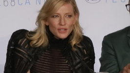 Cate Blanchett Quashes Bisexual Rumours at Cannes