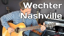 Wechter Nashville Guitar Review - Tuned - Strung - Your Guitar Sage