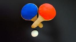 Ping Pong Play-Doh