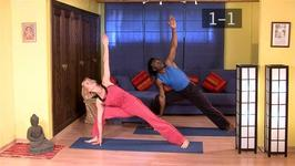 Yoga Lessons: Standing Up Moves