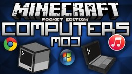Computers In MCPE - The Advanced Computer Mod - Minecraft Pocket Edition