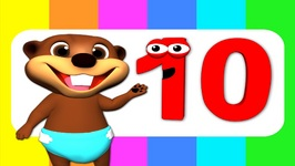 Counting to 10 - Numbers Learning Song for Kids - Teach How to Count to 10 - Preschool Education