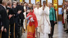 2014 Nobel Peace Prize Awarded in Oslo