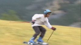 Betrand -Summer Grass Skiing