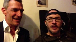 Greg Backstage with Brendon Burns- US vs UK Comedy