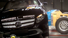 Mercedes-Benz GLA Class - Crash Tests 2014