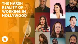 Celebs speak out what it's like working in Hollywood