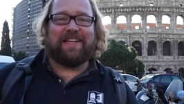 Travel Q And A From Rome - Where to Go, How to Pay And Sharks