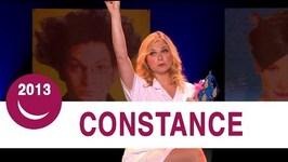 Constance au Festival du Rire de Lige 2013