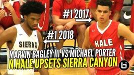 Future NBA Stars Battle Michael Porter Jr vs Marvin Bagley III at LSI Full Highlights