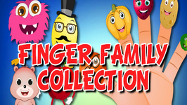 Top Finger Family Collection