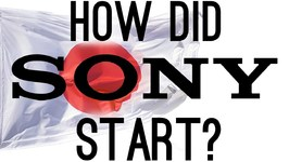 How Did Sony Start? -The Origins of Sony