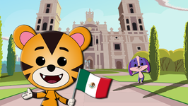 If You're Happy and You Know It  Learn About Mexico  Tiggy and Boo Around the World