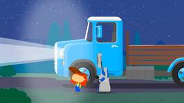 Doc McWheelie - BLINDING HEAD LIGHTS - Trucks And Cars Cartoons For Kids