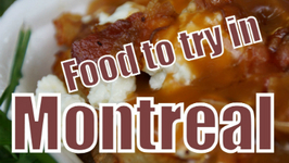 Canadian Food to Eat in Montreal including Poutine, Smoked Meat and Bagels