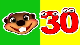 Counting to 30 - Babies Learning How to Count - Teach Toddlers Numbers - Preschool Education