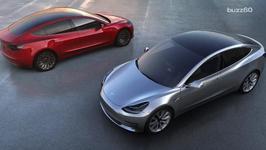 Tech Company Offers Tesla Model 3 As Employee Perk