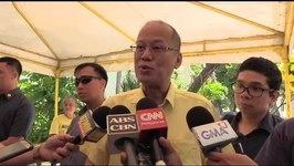 Aquino: It's important to show goodwill in pursuing peace talks