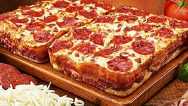 Bacon Pizza will Probably Kill You