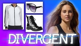 Divergent Allegiant Inspired Fashion Lookbook - Tori, Molly, Tris and More