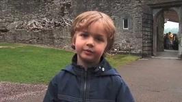 Blarney Stone With Kids