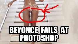 Beyonce And Yet Another Photoshop Fail