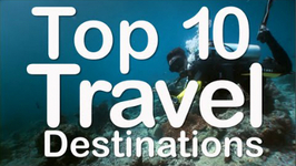 Top 10 Travel Destinations 2015