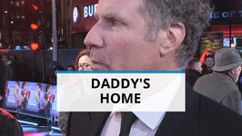Will Ferrell Praises Mark Wahlberg For Daddy's Home