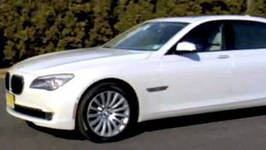 2009 BMW 750Li Sedan Review